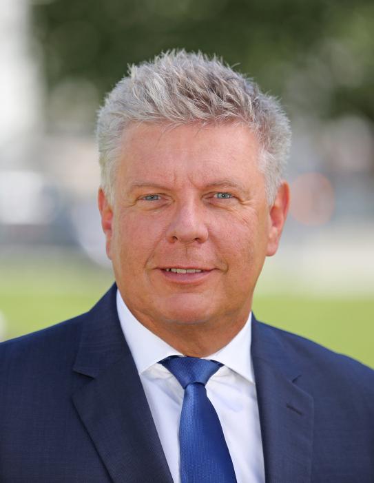 Portrait OB Dieter Reiter